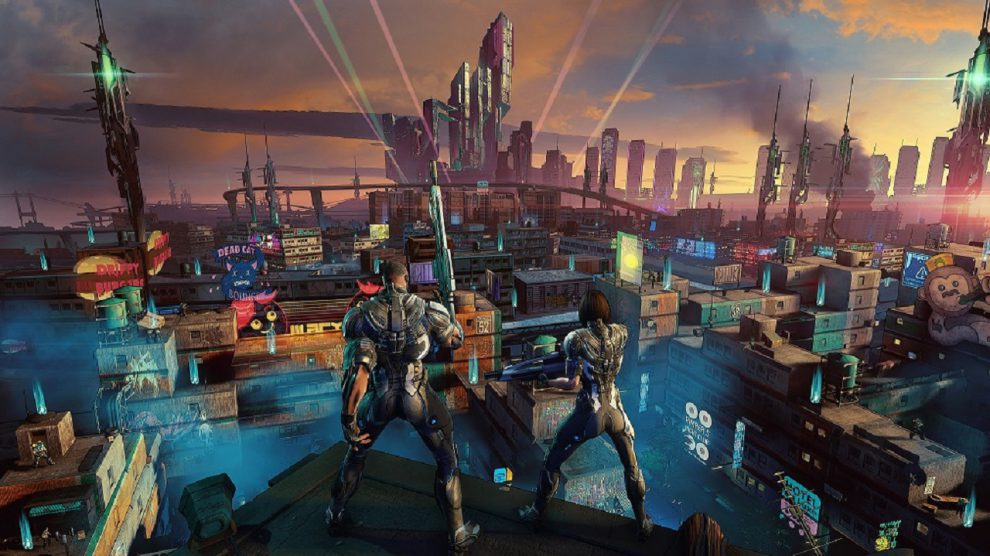 پردازش ابری Crackdown 3 معادل قدرت 12 کنسول Xbox One است