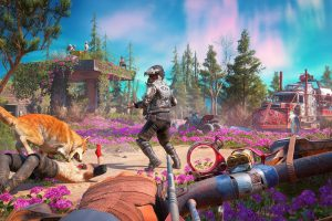 صدرنشینی Far Cry New Dawn در بازار بریتانیا