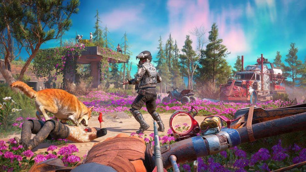 صدرنشینی Far Cry New Dawn در بازار بریتانیا