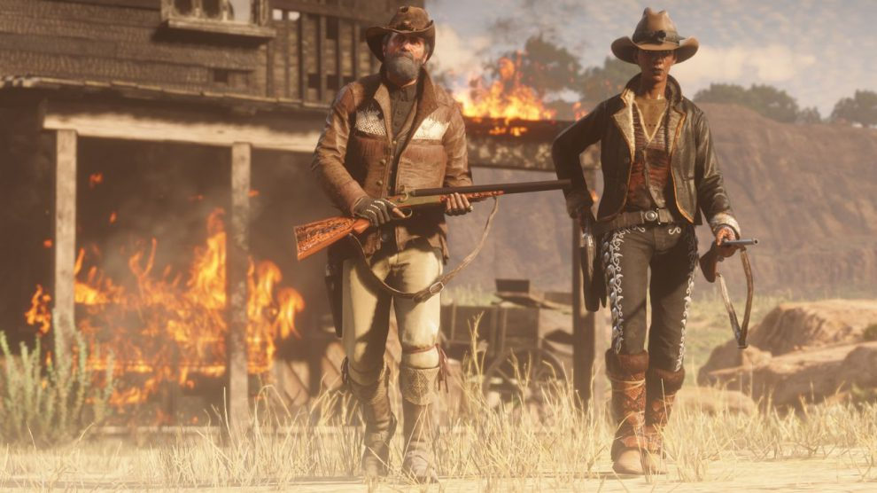 بهروزرسانی Red Dead Online منتشر شد