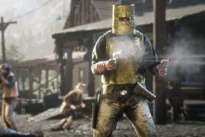 کاهش تعداد گیمرهای Red Dead Online طی یک ماه اخیر