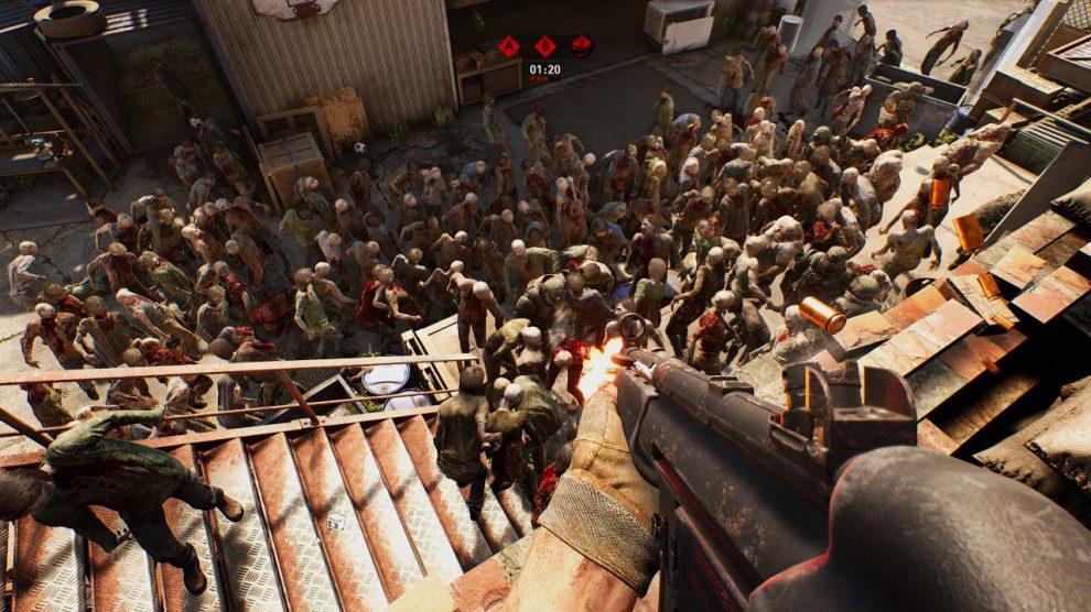 توقف رسمی توسعه Overkill's The Walking Dead برای کنسولها
