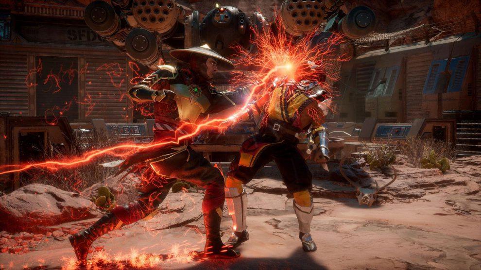 اعلام شخصیتهای حاضر در بتا Mortal Kombat 11