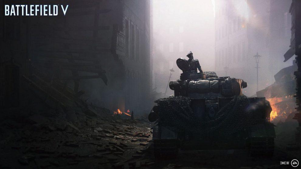 اندازه نقشه بتل رویال Battlefield 5 مشخص شد