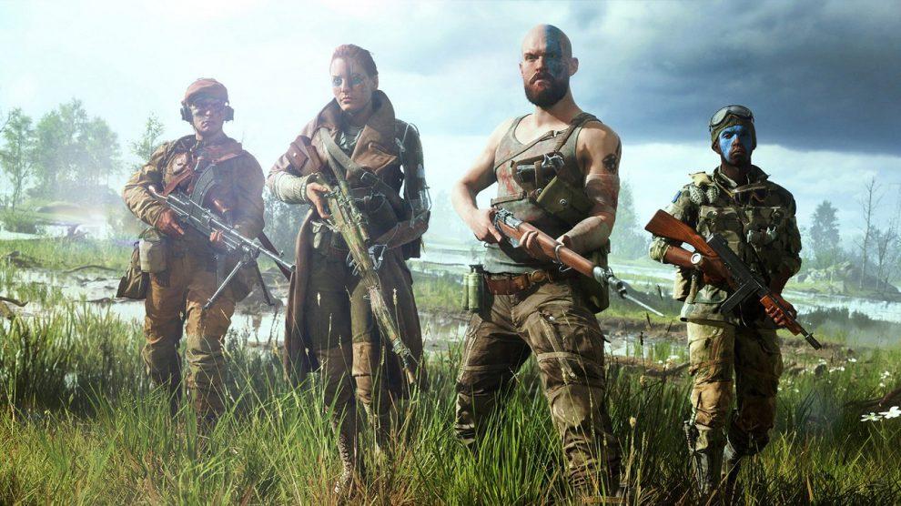 تماشا کنید: اطلاعات لو رفته از بتل رویال Battlefield V