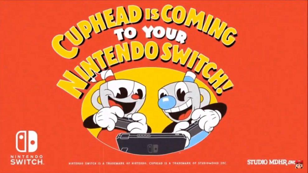 اعلام تاریخ عرضه Cuphead برای Nintendo Switch