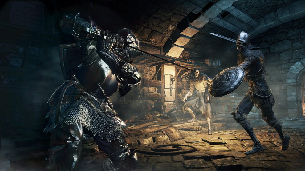علاقه سازندگان Dark Souls به ژانر بتل رویال