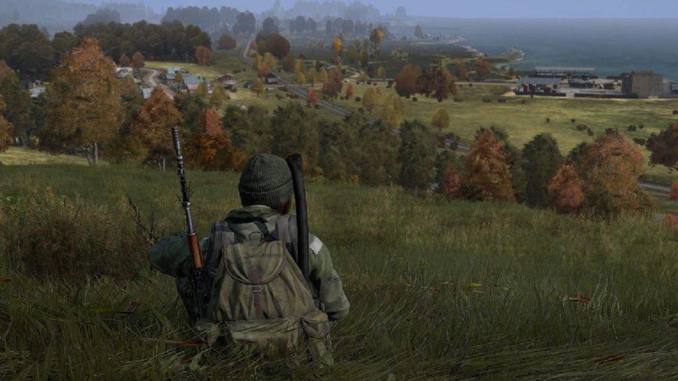 عرضه نسخه PS4 بازی DayZ در سال جاری