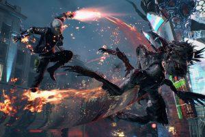 عملکرد فوقالعاده Devil May Cry 5 در استیم