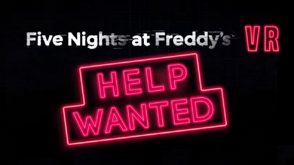 بازی Five Nights at Freddy's VR معرفی شد