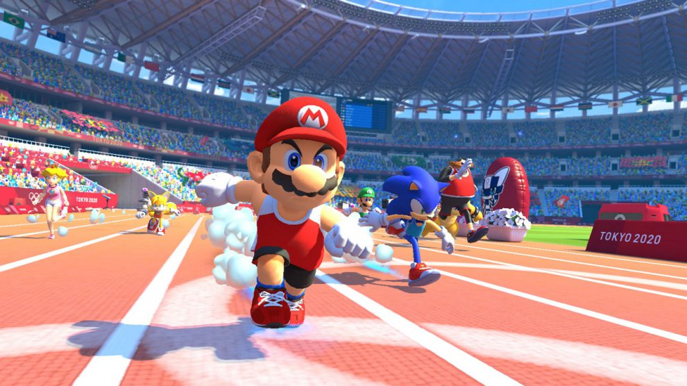 بازی Mario and Sonic At The Olympic Games Tokyo 2020 معرفی شد