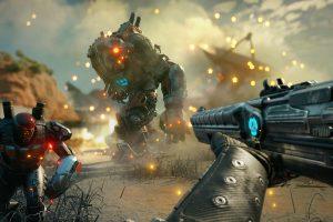 اعلام جزئیات گرافیکی Rage 2 روی PS4 Pro و Xbox One X
