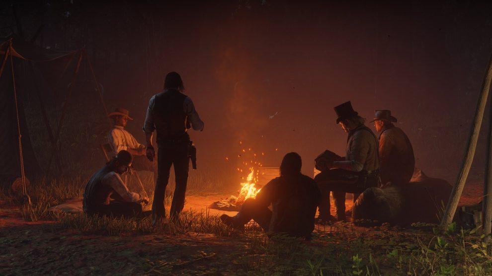 تصاویر جدید از کاهش گرافیکی Red Dead Redemption 2