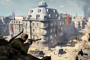 بازی Sniper Elite 5 و Sniper Elite VR معرفی شد