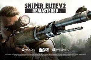 فردا بازی Sniper Elite V2 Remastered معرفی میشود