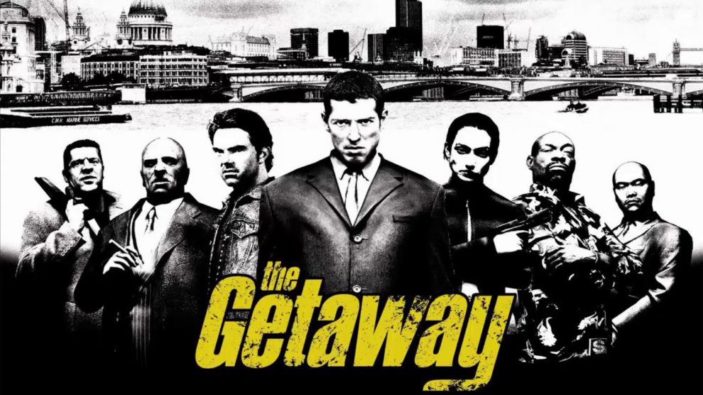 نسخه جدید بازی The Getaway در دست ساخت است ؟