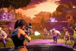 جدایی گیمرهای Fortnite نینتندو از PS4 و Xbox One