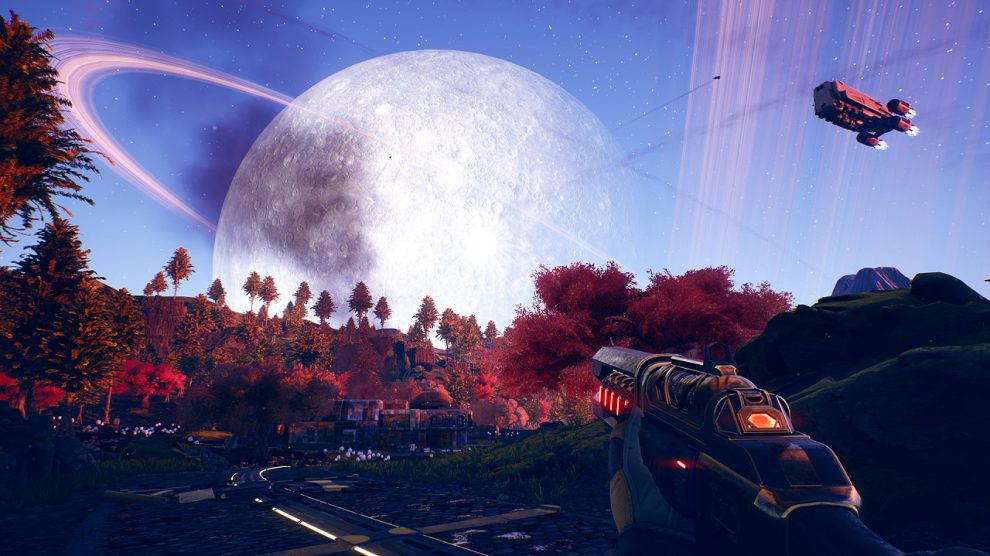 عرضه انحصاری The Outer Worlds در Epic Games Store