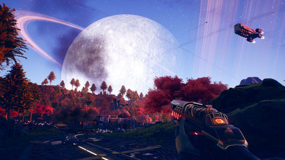 عرضه انحصاری The Outer Worlds در Epic Games Store