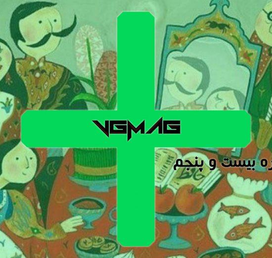 VGMAG PLUS 25