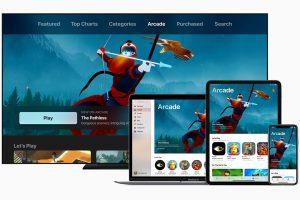 معرفی رسمی سرویس Apple Arcade