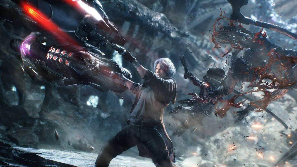 صدرنشینی Devil May Cry 5 در بازار بریتانیا