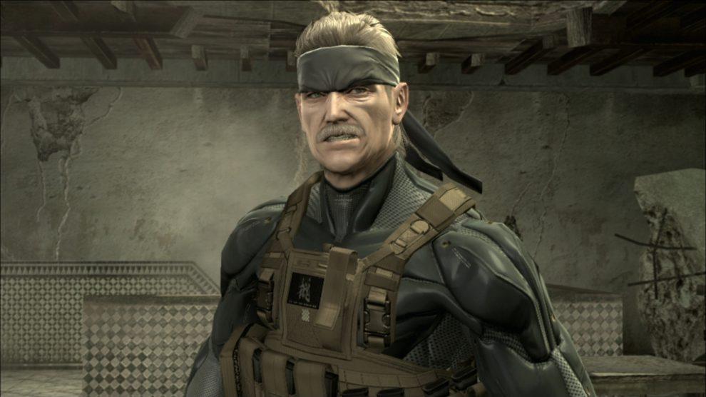 علاقه اسکار آیزاک به ایفای نقش اسنیک در Metal Gear Solid
