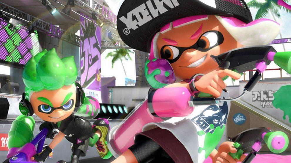 تبدیل Splatoon 2 به پرفروشترین بازی Nintendo Switch در ژاپن