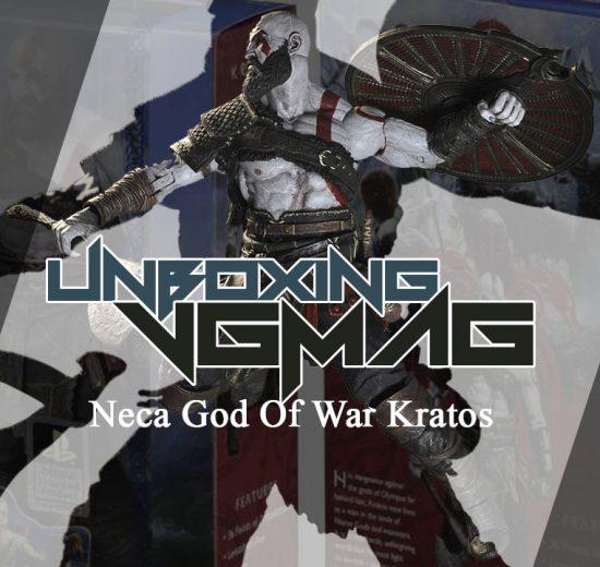 Kratos Neca Statue