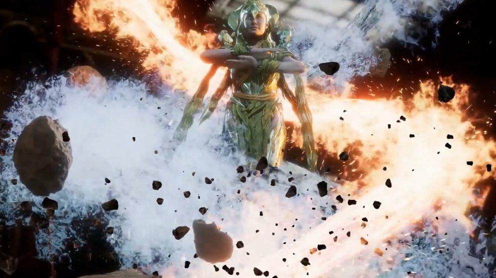 شخصیت جدید Mortal Kombat 11 با نام Cetrion معرفی شد
