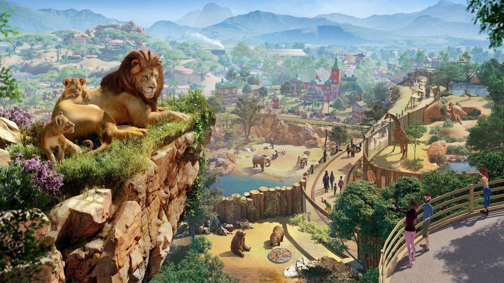 معرفی بازی Planet Zoo