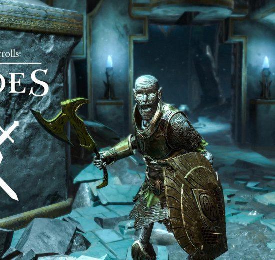 درآمد 1.5 میلیون دلاری The Elder Scrolls: Blades روی iOS