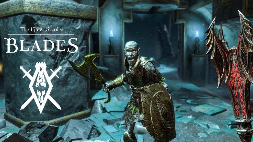 درآمد ۱٫۵ میلیون دلاری The Elder Scrolls: Blades روی iOS