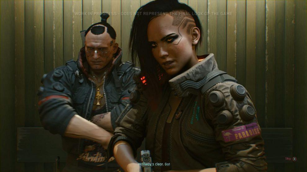 تاریخ عرضه Cyberpunk 2077 لو رفت ؟