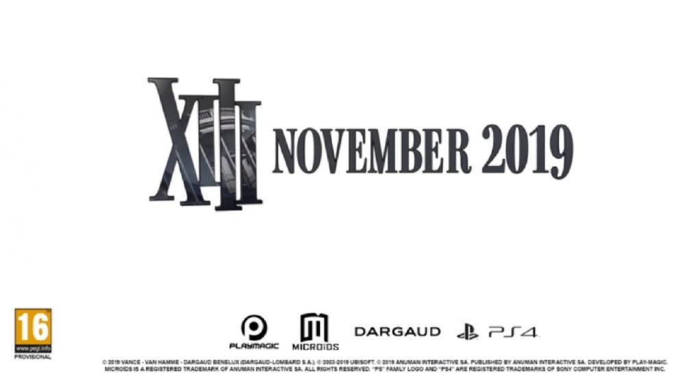 بازسازی XIII معرفی شد