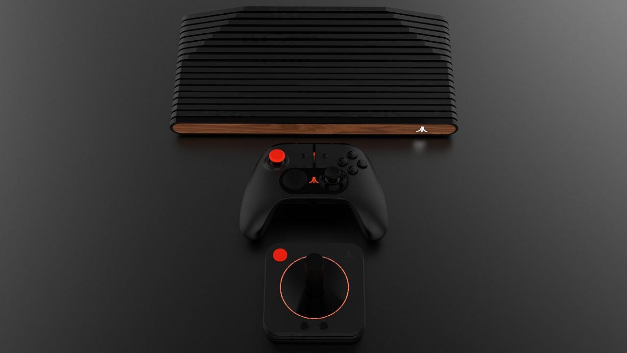 استفاده Atari VCS از پردازنده AMD