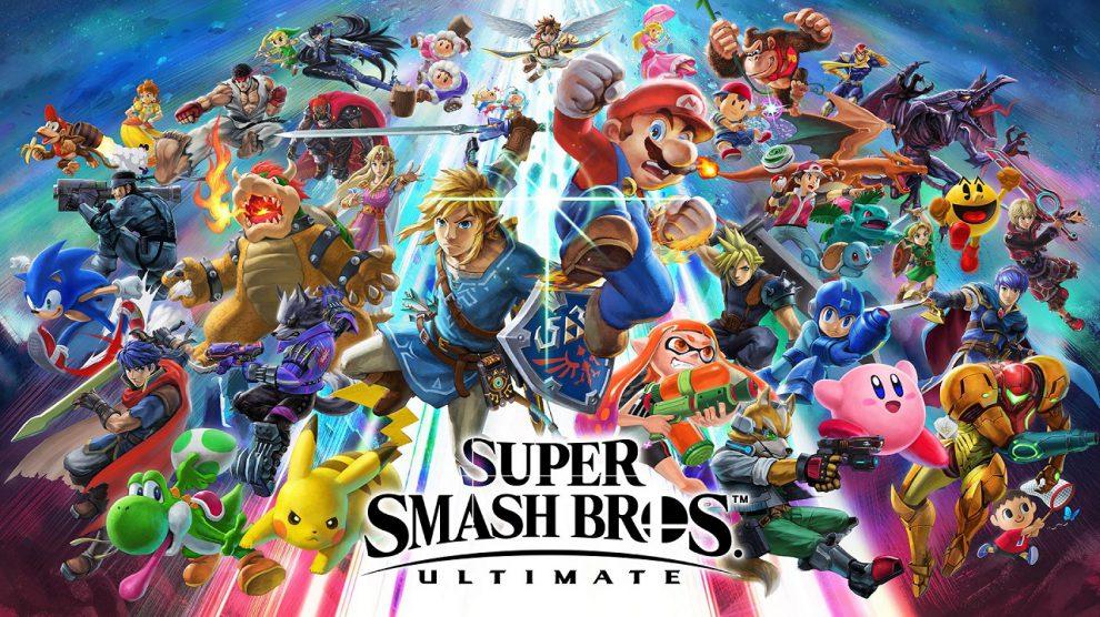 فروش Super Smash Bros Ultimate به 13.8 میلیون نسخه رسید