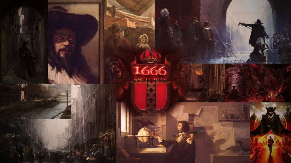 ساخت Amsterdam 1666 دوباره آغاز میشود