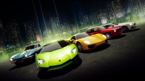 بازی رایگان Forza Street معرفی شد