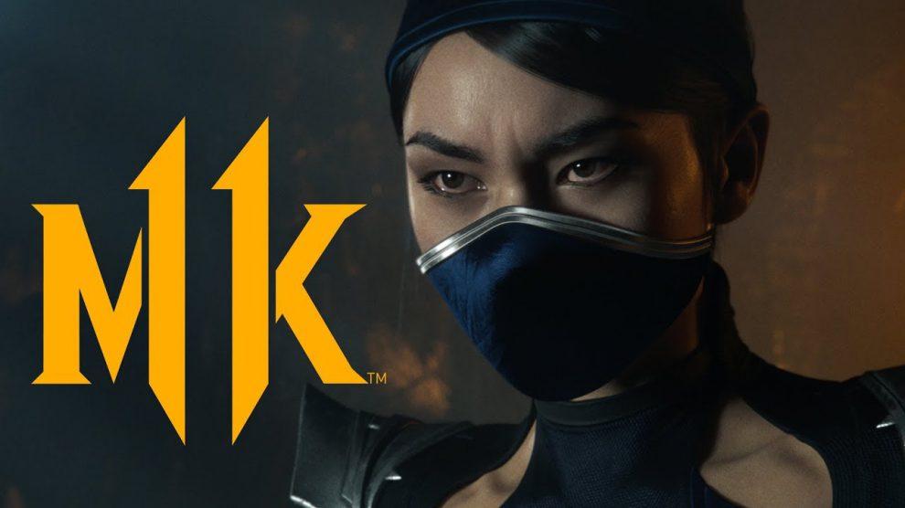 تایید حضور Kitana در Mortal Kombat 11