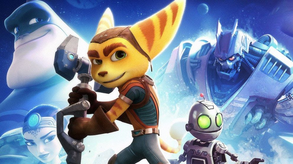 نسخه جدید Ratchet and Clank برای PS4 عرضه می‌شود
