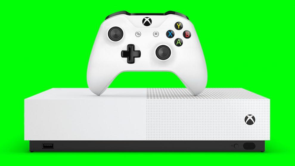 کنسول کاملا دیجیتال Xbox One S معرفی شد
