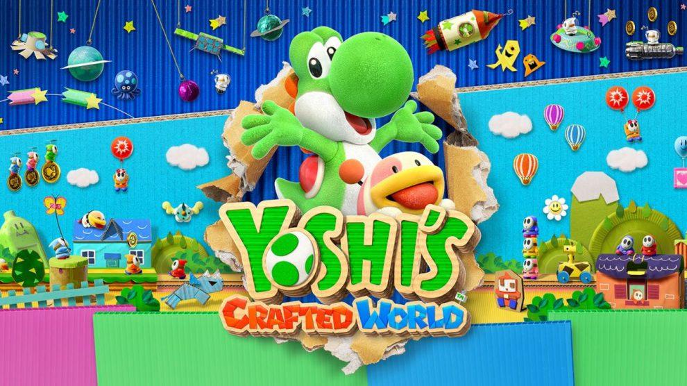 فروش ناامیدکننده Yoshi's Crafted World در ژاپن