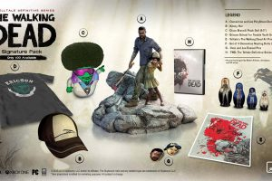 معرفی بسته The Walking Dead: The Telltale Definitive Series