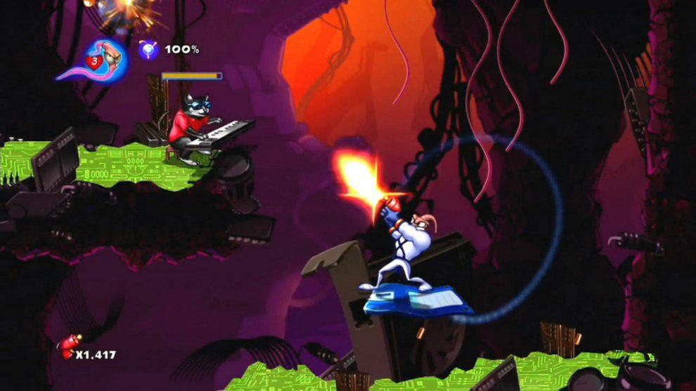 بازی جدید Earthworm Jim در دست ساخت است