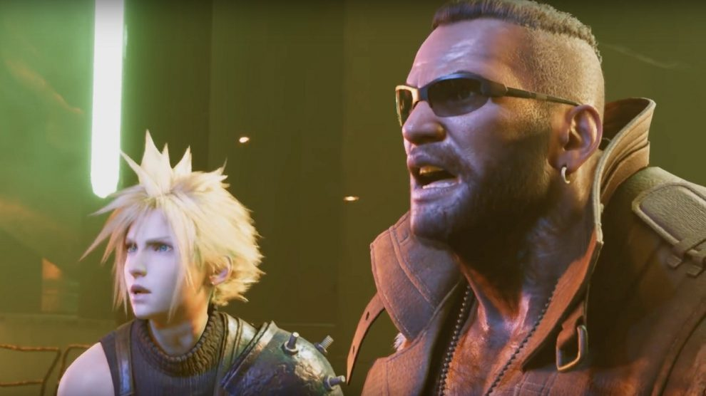 اطلاعاتی جدید از Final Fantasy 7 Remake لو رفت