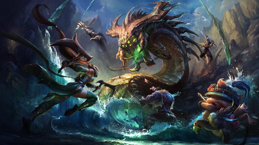 نسخه موبایل League of Legends در دست ساخت است