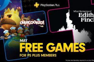 معرفی بازیهای رایگان PS Plus ماه مه 2019