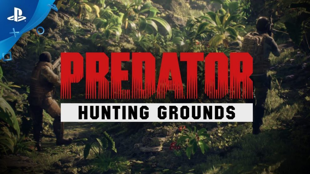 عرضه Predator: Hunting Grounds در سال 2020