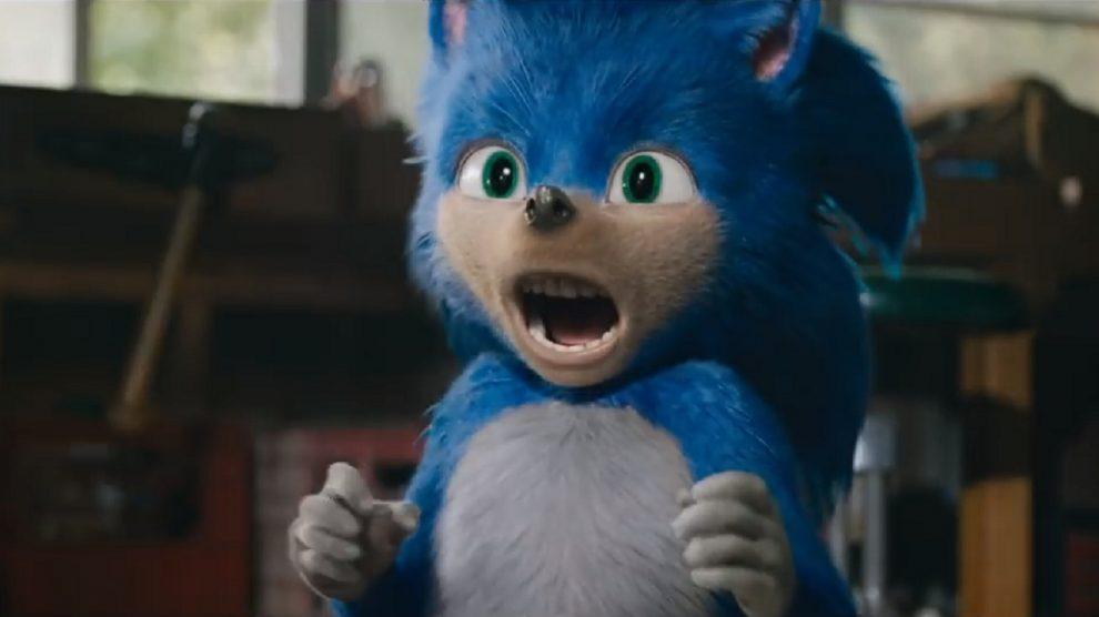 تاخیر در اکران فیلم Sonic the Hedgehog